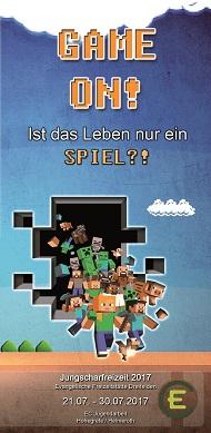 Jungscharfreizeit 2017 - GAME ON! [PDF, 808 KB]